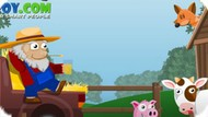Игра Помоги Фермеру / Flip the Farmer