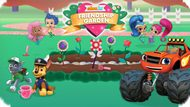 Игра Сад дружбы — Nickelodeon