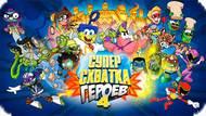 Игра Супер схватка героев 4 — Nickelodeon