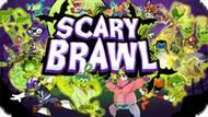 Игра Супер схватка в Хеллоуин — Nickelodeon