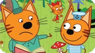 Игра Три Кота: Компот