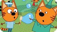 Игра Три Кота: Коржик