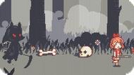 Игра Убеги от Смерти С Косой / Fearless