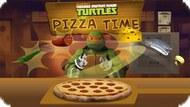Игра Время пиццы — Черепашки-ниндзя