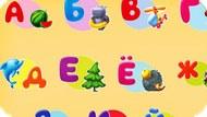 Игра Алфавит от «А» до «Й»