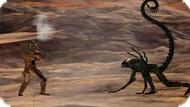 Игра Чужие против Хищника: Бродилка