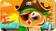 Игра Котенок Бубу 3: Бубу Пират