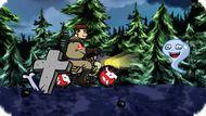 Игра Охотники за Привидениями: Гонка