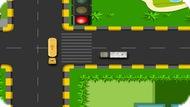 Игра Бешеный трафик машин
