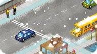 Игра Трафик 5: Регулировщик Зимой / Traffic Policeman Winter Edition
