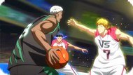 Игра Баскетбол Куроко: Игра Началась
