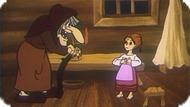 Игра Глаша и Кикимора