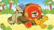 Игра Львенок И Черепаха: Друзья