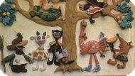Игра Пластелиновая Ворона: Герои