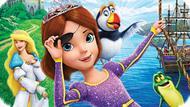 Игра Принцесса Лебедь: Друзья