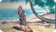 Игра Робинзон Крузо: На Острове
