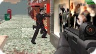 Игра В городе Зомби / Masked Forces Zombie Survival