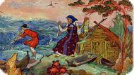 Игра Золотая Рыбка: Старик и Старуха