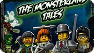 Игра Лего Бойцы Монстры: История Земли Монстров / Lego Monster Fighters:The Monsterland Tales