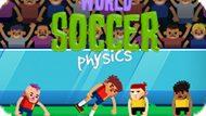 Игра Мировая Физика Футбола / World Soccer Physics