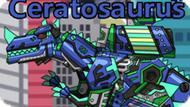 Игра Трансформация: Дино Робот 17 Цератозавр / Transform! Dino Robot 17 Ceratosaurus
