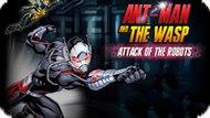 Игра Человек-Муравей И Оса: Нападение Роботов / Ant-Man And The Wasp: Attack Of The Robots