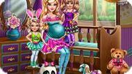 Игра Барби С Близнецами / Barbie With Twins