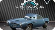 Игра Тачки 2: Миссия Хрома / Cars 2 Chrome Missions