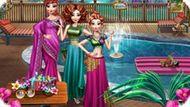 Игра Девочки На Вечеринке / Girls Pool Party