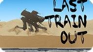Игра Последний Поезд / Last Train Out