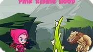 Игра Розовый Капюшон / Pink Riding Hood