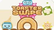 Игра Сильный Удар Тостера / Toaster Swipe