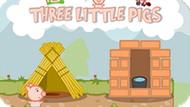 Игра Три Поросенка / Three Little Pigs
