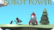 Игра Сильный Робот / Robot Power