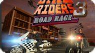 Игра Байкеры 3: Агрессивное Поведение На Дороге / Bike Riders 3 Road Rage