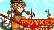 Игра Маленький Король Обезьян / Monkey Jr. King