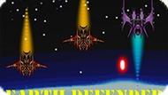 Игра Защитник Земли / Earth Defender
