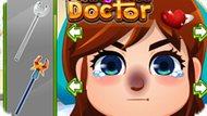 Игра Забавный Доктор Носа / Funny Nose Doctor