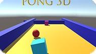 Игра Понг 3Д / Pong 3D