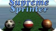 Игра Верховный Спринтер / Supreme Sprinter