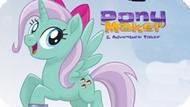Игра Мой Маленький Пони В Кино: Создайте Пони / My Little Pony The Movie: Pony Maker & Adventure Taker