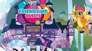 Игра Мой Маленький Пони: Квест На Дружбу / My Little Pony: Friendship Quests