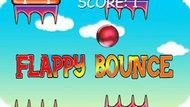 Игра Свисающий Сильный Удар / Flappy Bounce
