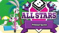Игра Бумеранг Все Звёзды: Пляжные Прыжки / Boomerang All Stars Beach Pogo