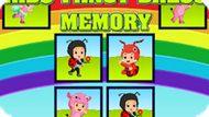 Игра Детские Костюмы: Память / Kids Fancy Dress Memory