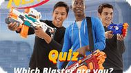 Игра Нерф: Викторина — Какой Вы Хотите Бластер? / Nerf: Quiz Which Blaster Are You?