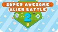 Игра Супер Класс: Битва Пришельцев 2 / Super Awesome: Alien Battle 2