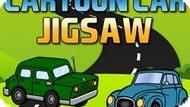 Игра Мультипликационная Автомобильная Мозаика / Cartoon Car Jigsaw