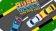 Игра Транспортный Порыв 2018 / Traffic Rush 2018