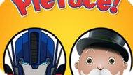 Игра Пирог В Лицо / Pie Face